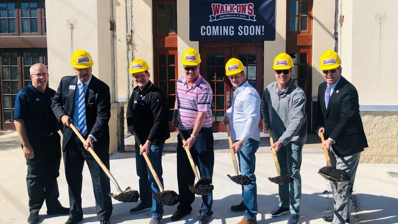 Walk-On's Breaks Ground on it's First Florida Location: Fort Lauderdale