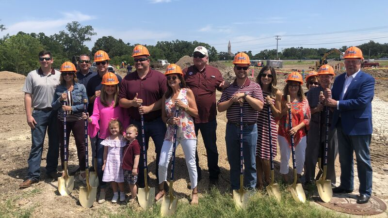 Walk-On's Breaks Ground in College Station