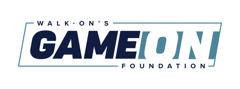 Game On Foundation Logo